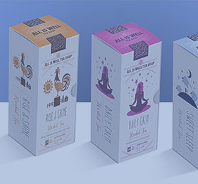 The unique affinity of food packaging design to attract consumers' attention