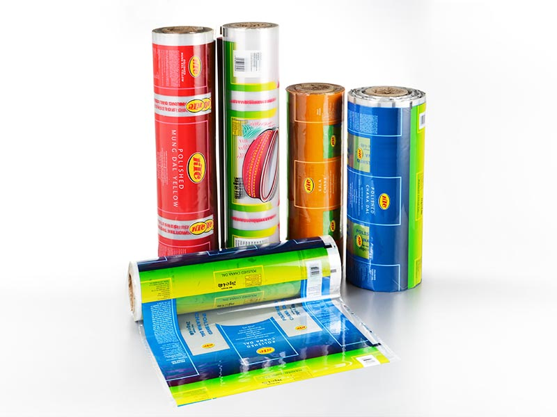 Automatic packaging color film 401