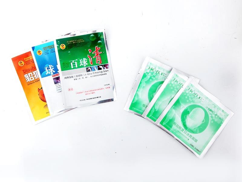 Medium color printing bag 018